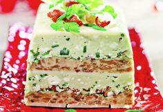 Imagini pentru chec aperitiv deosebit Mousse, Dinner Party Menu, Bon Appetit, Entrees, Sandwiches, Cheesecake, Brunch, Appetizers, Tasty