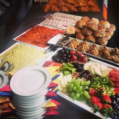 Breakfast Buffet #GoogleEngage #London