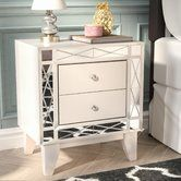 Decor trends for your bedroom: Drawer Knobs White Nightstand, 2 Drawer Nightstand, Drawer Knobs, Bedroom Furniture, Bedroom Decor, Bedroom Ideas, Master Bedroom, Bedroom Table, Furniture Ideas