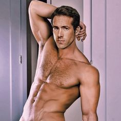 Ryan Reynolds. . . . . . . I mean... you can be naked if you want