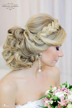 21 stunning summer wedding hairstyles websalon 8r