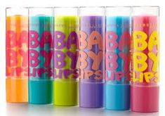 BABY LIPS is the BEST!!!!!!!!