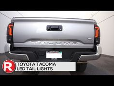 Fitment Information Toyota Tacoma (2016, 2017, 2018, 2019) All trims Various colors and styles Available in various colors.  Select the color in the drop down to see the image change. Specs & Features Sold a a pair - Complete set includes Left and Right side OEM direct replacement SAE/DOT Compliance Made of High Qu Toyota Tacoma 2016, Dot Compliance, Dense Fog, Red Smoke, Driving Safety, Led Tail Lights, Street Signs, Night Time, Traveling By Yourself