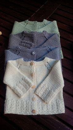 Ravelry: Trippi cardigan pattern by Barbara Ajroldi