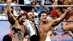 Image of Jimmy Hart image gallery Vickie Guerrero, Jimmy Hart, Bruno Sammartino, Michael Hayes, Bobby Heenan, Paul Bearer, Paul Heyman, The Road Warriors