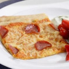 EatingWells Pepperoni Pizza Recipe