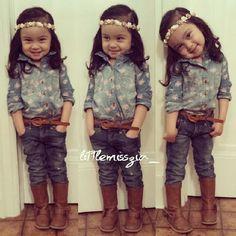 Secrets of Style of Kids Fashion Blogger Zia