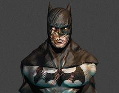 "Check out new work on my @Behance portfolio: ""Zombie Batman"" http://be.net/gallery/32808941/Zombie-Batman"