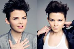 Outtakes of Marie Claire's shoot - June 2011