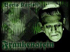 Boris Karloff as Frankenstein's Monster - Other Wallpaper ID 1204771 - Desktop Nexus Entertainment Boris Karloff Frankenstein, Turner Classic Movies, Frankenstein's Monster, Devil May Cry, Halloween Pictures, Beetlejuice, Horror Films, Image Search, Joker
