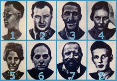 Szondi test. Szondi Test with Pictures That Will Reveal Your Deepest Hidden Self   Read more at: http://www.learning-mind.com/szondi-test-with-pictures-that-will-reveal-your-deepest-hidden-self/