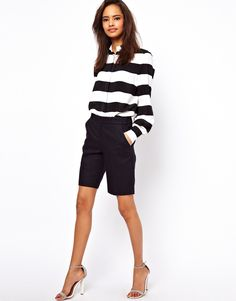 ASOS stripe top