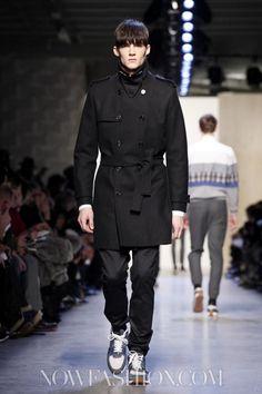 KRIS VAN ASSCHE Menswear Fall Winter 2013 Paris