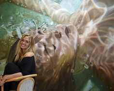 Aqua_Great_Realistic_Underwater_Paintings_by_Reisha_Perlmutter_2016_08