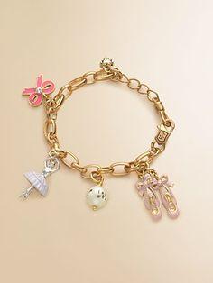 Juicy Couture Ballet Bracelet
