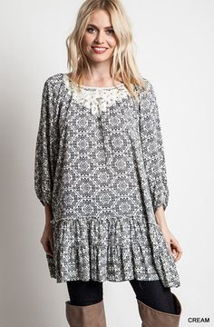 Freedom Tunic Dress – Angel Heart Boutique