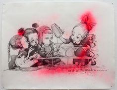 http://www.herakut.de/drawings/