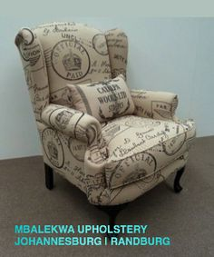 Traditional Wingback Chair Love The Amount Of Padding On This Chair   Wings,  Arms And Pillow Look So Cushy!