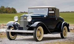 1932 Ford V8 convertible