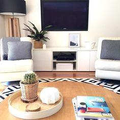 "Living Room  ""✖️Hello sweet sunshine✖️"" Photo taken by @myhomeblog on Instagram, pinned via the InstaPin iOS App! http://www.instapinapp.com (07/31/2015)"
