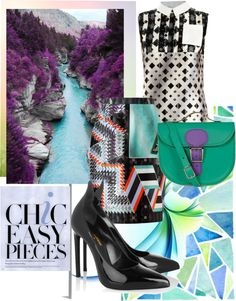 """""""Peter Pilotto"""" by rose-thulian on Polyvore"""
