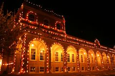 i can't wait for tech's carol of lights!