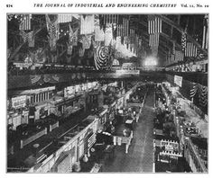 Spring 1917. National Industrial Chemical Industry meeting, Chicago.  An expo for the display and, yes, demonstration of new Chemical Warfare products and devices.  From Jl. Industrial Engineering Chem 11(10), p. 974.  In http://books.google.com/books?id=zSxGAQAAIAAJ&printsec=frontcover&dq=editions:fEDsjoo7DWgC&hl=en&sa=X&ei=TQ8xUumhLNTj4AO1loBI&ved=0CC4Q6AEwAA#v=onepage&q&f=false