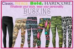 Whether your have a Classic, Bold or Hardcore #Fashion sense #Buskins has something for all !  Shop:  http://mybuskins.com/#tseagraves