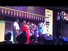Sunil Grover aka Dr. Mashoor gulati giving first performance in delhi af...