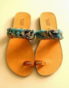 Handmade Shoes by Elizabeth: Χειροποίητα Σανδάλια 2014-Handmade Sandals 2014