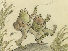 Frog and Toad and the World of Arnold Lobel – J.