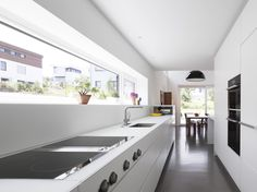 I Like This Windowsill With The White Kitchen