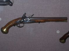Pistol That George Washington Wore and Used During the Revolutionary War