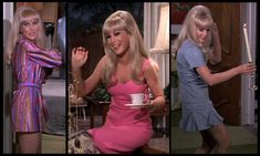 I Dream of Jeannie Photo: Barbara Eden as Jeannie Barbara Eden, I Dream Of Jeannie, Fashion Tv, 1960s Fashion, Vintage Fashion, Eden Hair, Columbia, Mod Girl, Elizabeth Montgomery