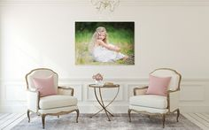 Investment in beautiful portraits to display in the home — Michelle Newell Photography