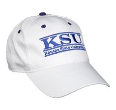 ccae39a3 Kansas State Snapback College Bar Hats by The Game Game Logo, Sorority,  Snapback,