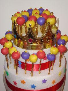 Let them eat #cake (pops)