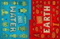 Under Water, Under Earth Book
