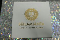Perfect for the long indulgent bath soak , the Bellamianta Tan Range features this natural candle with Bergamot Essential Oil - 40hrs burn time !! #candle #irishcandle #Bellamianta www.Fayrebeauty.com Bergamot Essential Oil, Essential Oils, Natural Candles, Bath Soak, Scented Candles, Mousse, Irish, Glow, Range