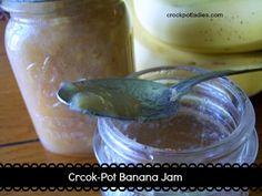 Crock-Pot Banana Jam
