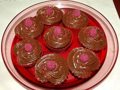 Νηστίσιμα muffins σοκολάτας Greek Recipes, Nespresso, Cupcakes, Sweets, Beauty, Sweet Pastries, Beleza, Gummi Candy, Cupcake