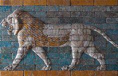 Ishtar Lion