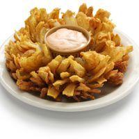 Copycat Texas Roadhouse Onion Cactus Blossom and Creamy Chili Sauce
