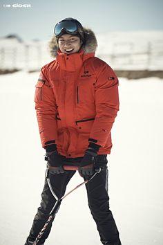 [Photo] Lee Min Ho for Eider. Merry Christmas! | ♥♥Love Minsun♥♥