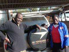 Herbert Nyambiya from Zimbabwe