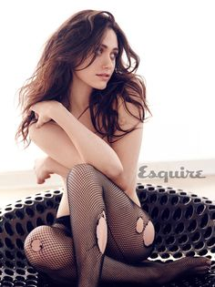 Emmy Rossum Is a Woman We Love - Emmy Rossum Photos - Esquire