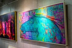 On the Grid :: Mozaiic Art Gallery, Downtown Dubai, Dubai