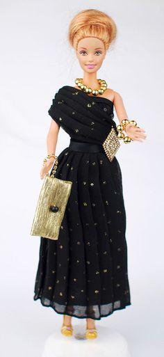 2396 besten Barbikleider Bilder auf Pinterest in 2018 | Barbie dolls ...