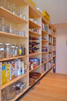100+ DIY Simple Organized Pantries on Budget