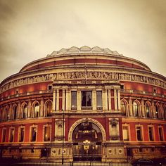 Royal Albert Hall in Queen's Gate, Greater London